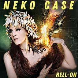 NEKO CASE, hell-on cover