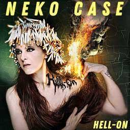 NEKO CASE, hell-on cover