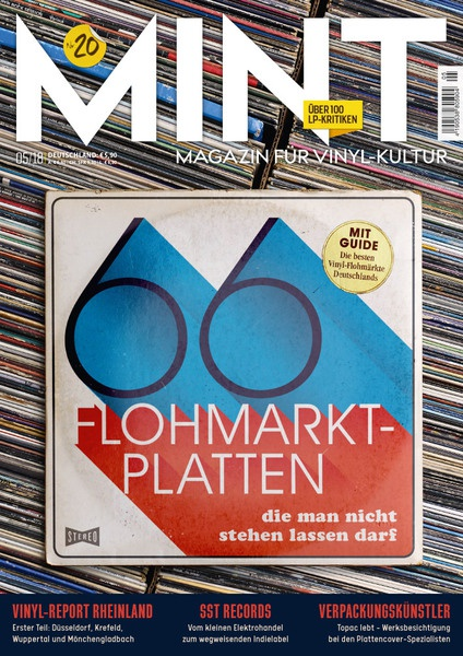 MINT, # 20 cover