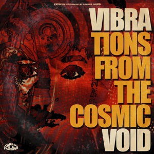 Cover VIBRAVOID, vibrations from the cosmic void
