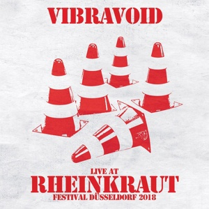 Cover VIBRAVOID, live at rheinkraut festival 2018