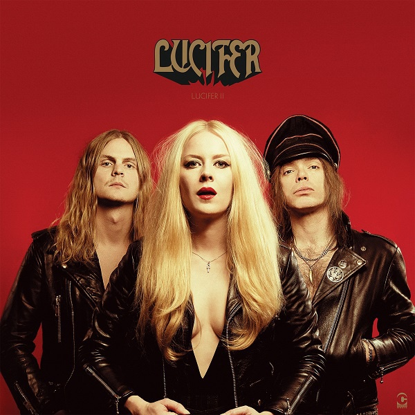 LUCIFER, lucifer II cover