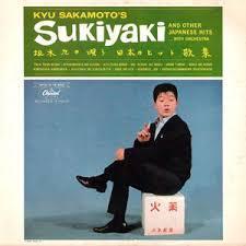 KYU SAKAMOTO, sukiyaki and other japanese hits cover
