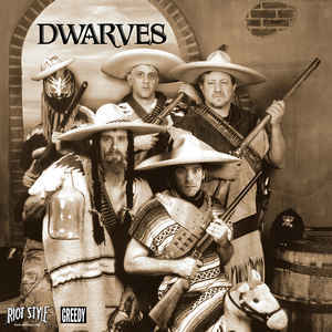 Cover DWARVES, julio
