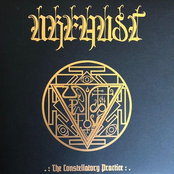 Cover URFAUST, the constellatory practise