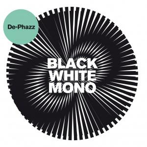DE-PHAZZ, black white mono cover