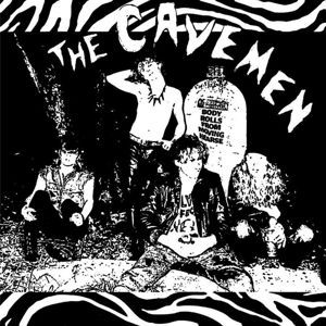 CAVEMEN, s/t cover