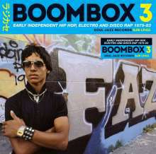 V/A, boombox 3 cover