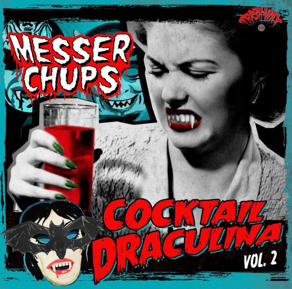 Cover MESSER CHUPS, cocktail draculina vol. 2