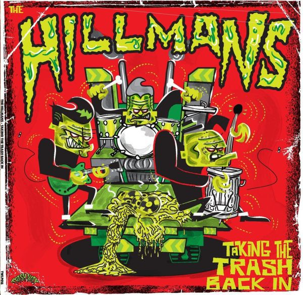 HILLMANS, taking the trash back in cover