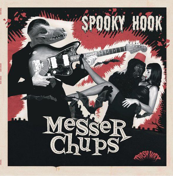 MESSER CHUPS, spooky hook cover
