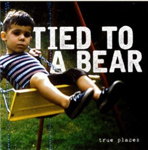 Cover TIED TO A BEAR, true places