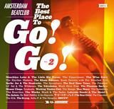 V/A, best place to go! go! 2 amsterdam beatclub ... cover
