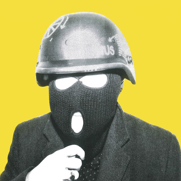 Cover PROTOMARTYR, consolation ep