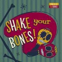 V/A, shake your bones cover