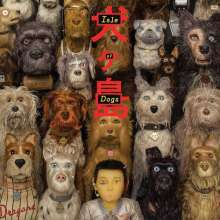 O.S.T., isle of dogs cover