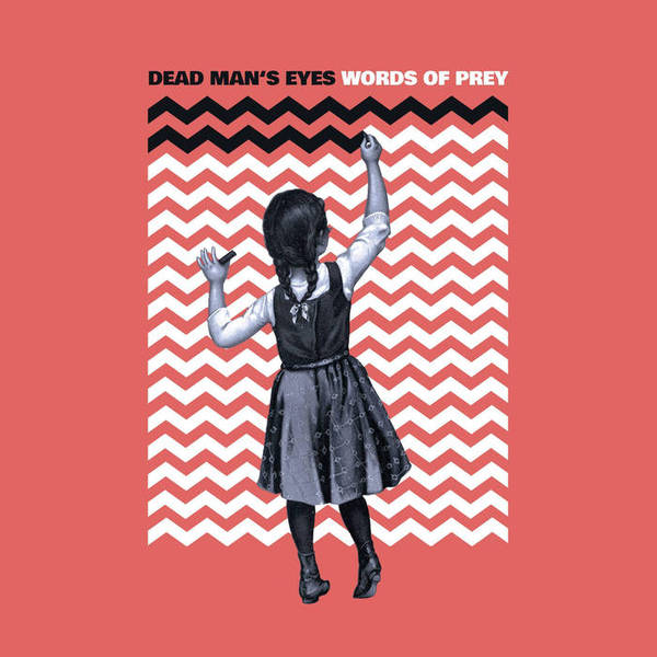 DEAD MAN`S EYES, words of prey cover