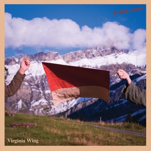 VIRGINIA WING, ecstatic arrow cover