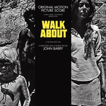 Cover JOHN BARRY, walkabout - o.s.t.