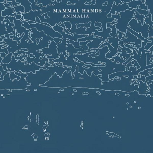 MAMMAL HANDS, animalia cover