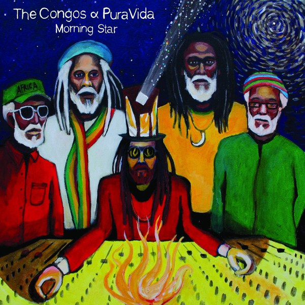 Cover CONGOS & PURE VIDA, morning star