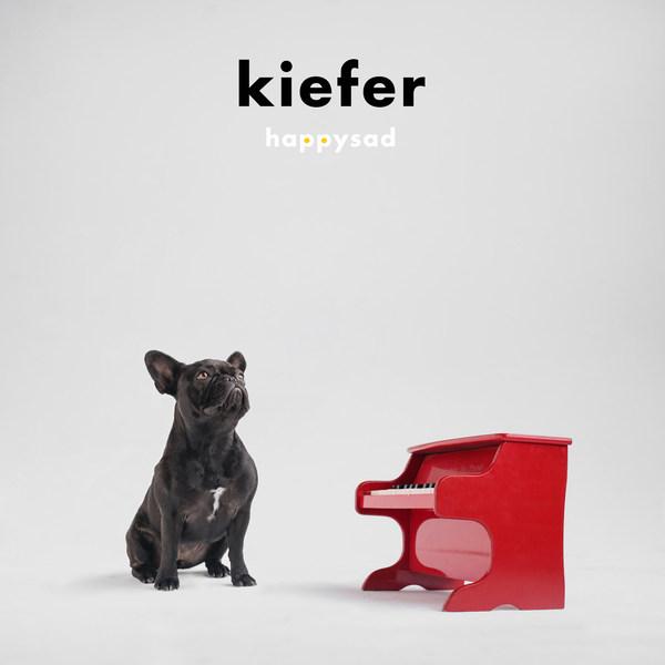 KIEFER, happysad cover