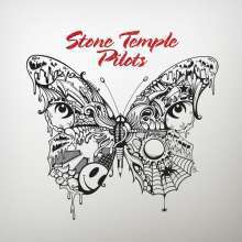 Cover STONE TEMPLE PILOTS, s/t (2018)