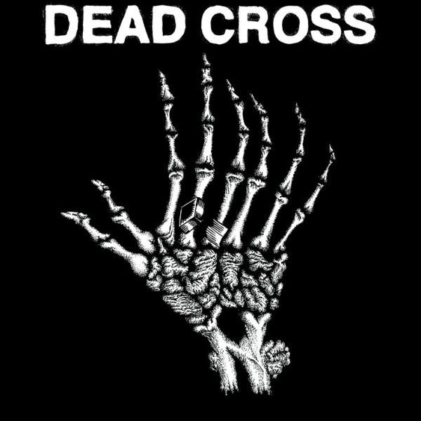 Cover DEAD CROSS, s/t (ep)