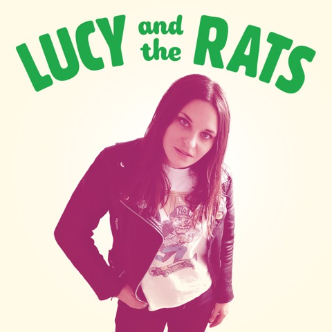 Cover LUCY AND THE RATS, s/t