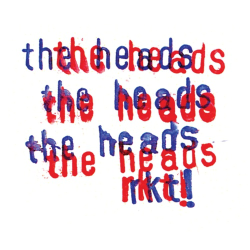 HEADS, rkt! cover