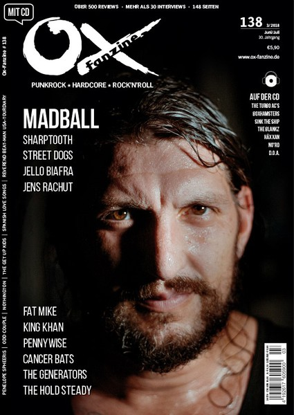 Cover OX, # 138