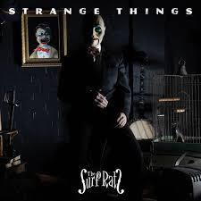SURF RATS, strange things cover