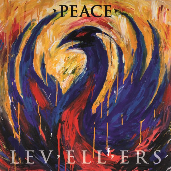 LEVELLERS, peace cover