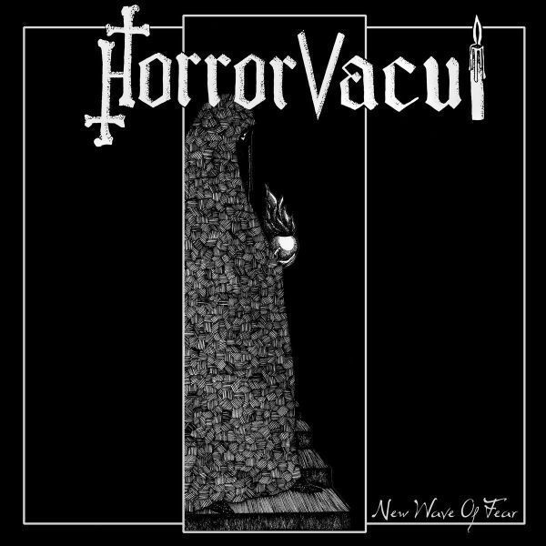 HORROR VACUI, new wave of fear cover