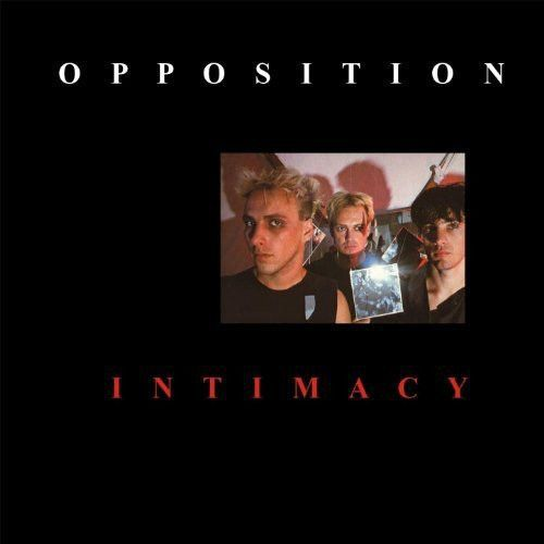 Cover OPPOSITION, intimacy
