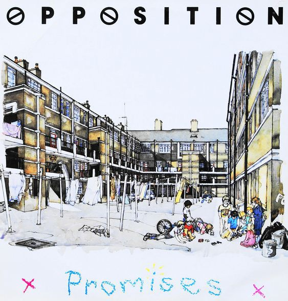 Cover OPPOSITION, promises