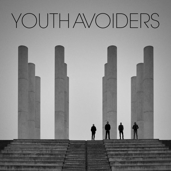 Cover YOUTH AVOIDERS, relentless