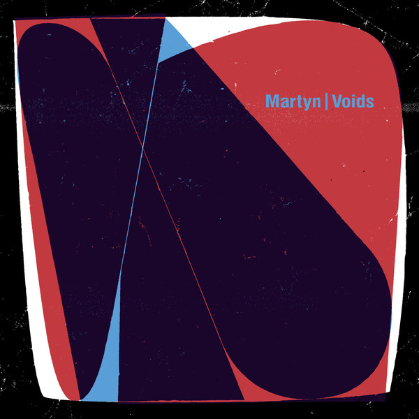 Cover MARTYN, voids