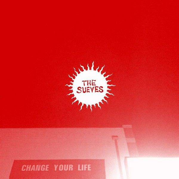 SUEVES, change your life cover