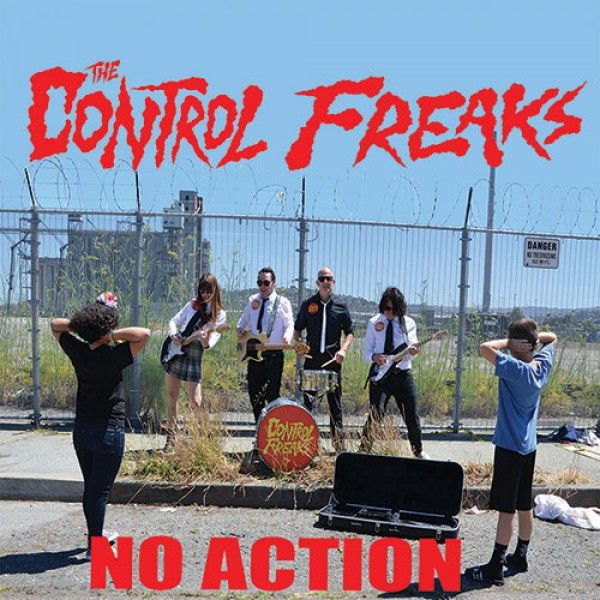 Cover CONTROL FREAKS, no action