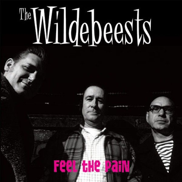 Cover WILDEBEESTS, feel the pain