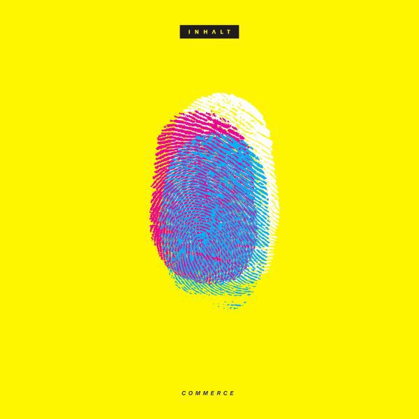 Cover INHALT, commerce
