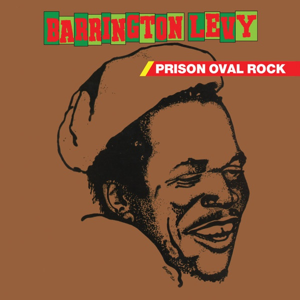 Cover BARRINGTON LEVY, prison oval rock