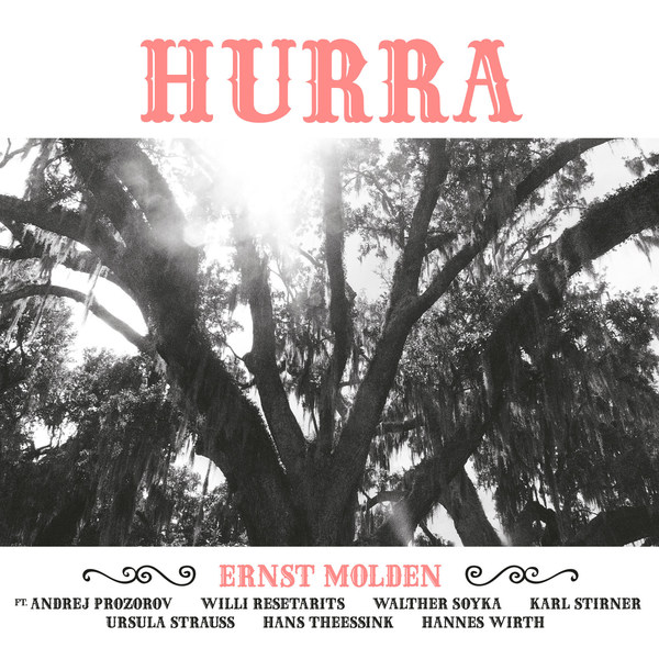 ERNST MOLDEN, hurra cover