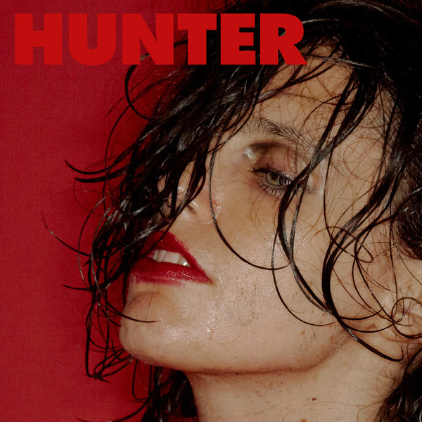 Cover ANNA CALVI, hunter
