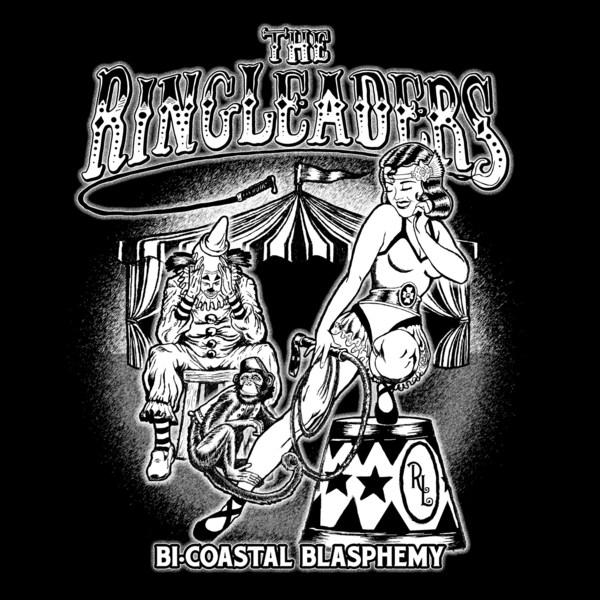 RINGLEADERS, bi-coastal blasphemy cover