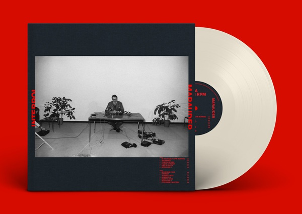 INTERPOL, marauder cover