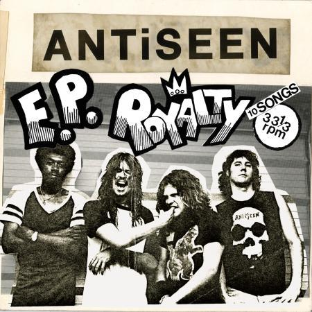 ANTISEEN, e.p. royalty cover