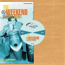 V/A, the weekend starts here! 02 cover