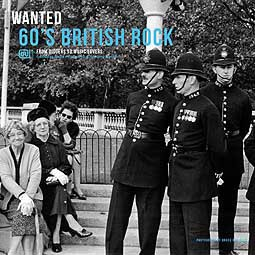 V/A, wanted 60s british rock cover